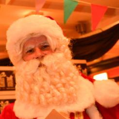 magische kerstman online